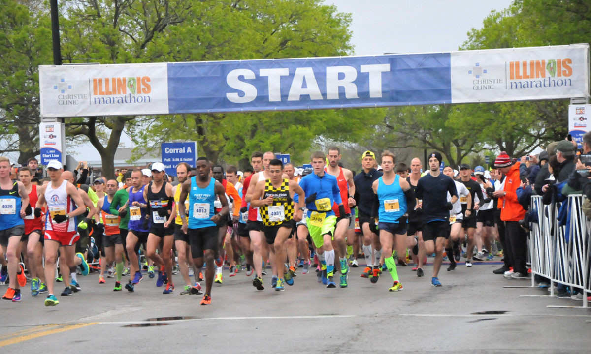 Illinois Half Marathon Named 2018 Championship Race