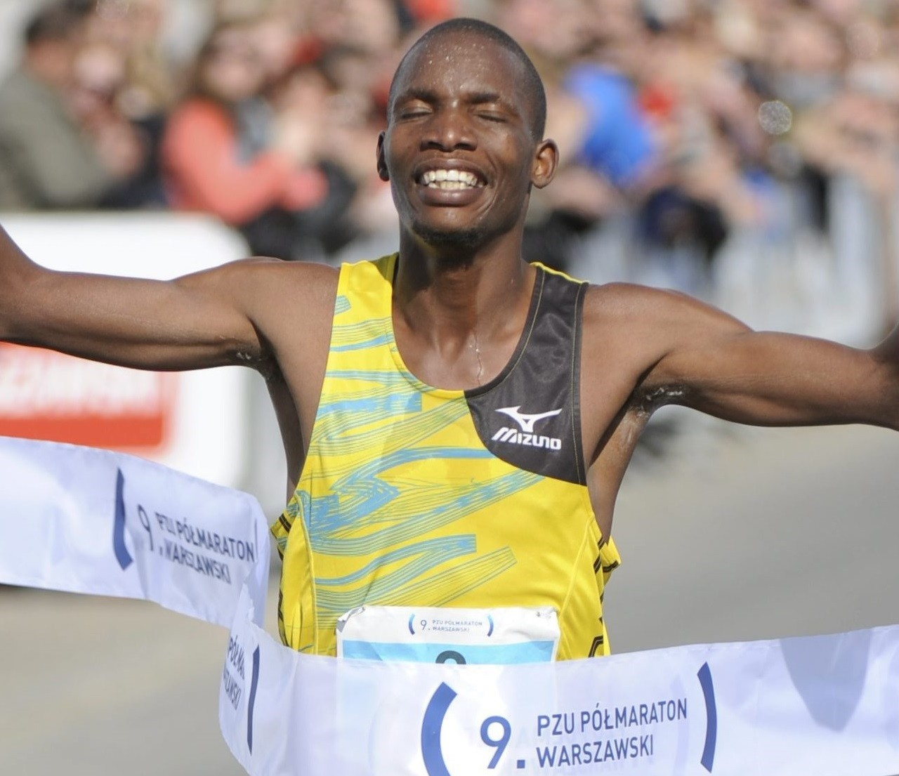 Kenyan Victor Kipchirchir will be going after the course record at Salzburg Marathon