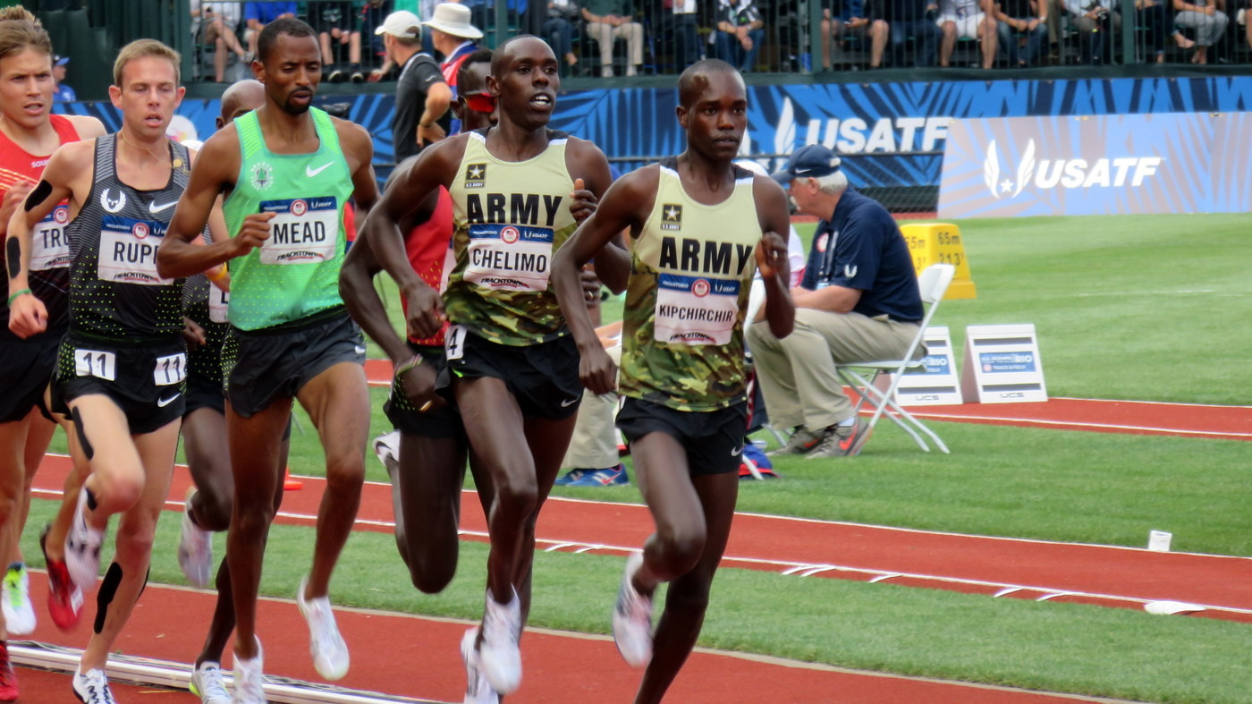 American Olympian and US. Army veteran Paul Chelimo is scheduled to be the guest speaker for the 24rd Air Force Marathon