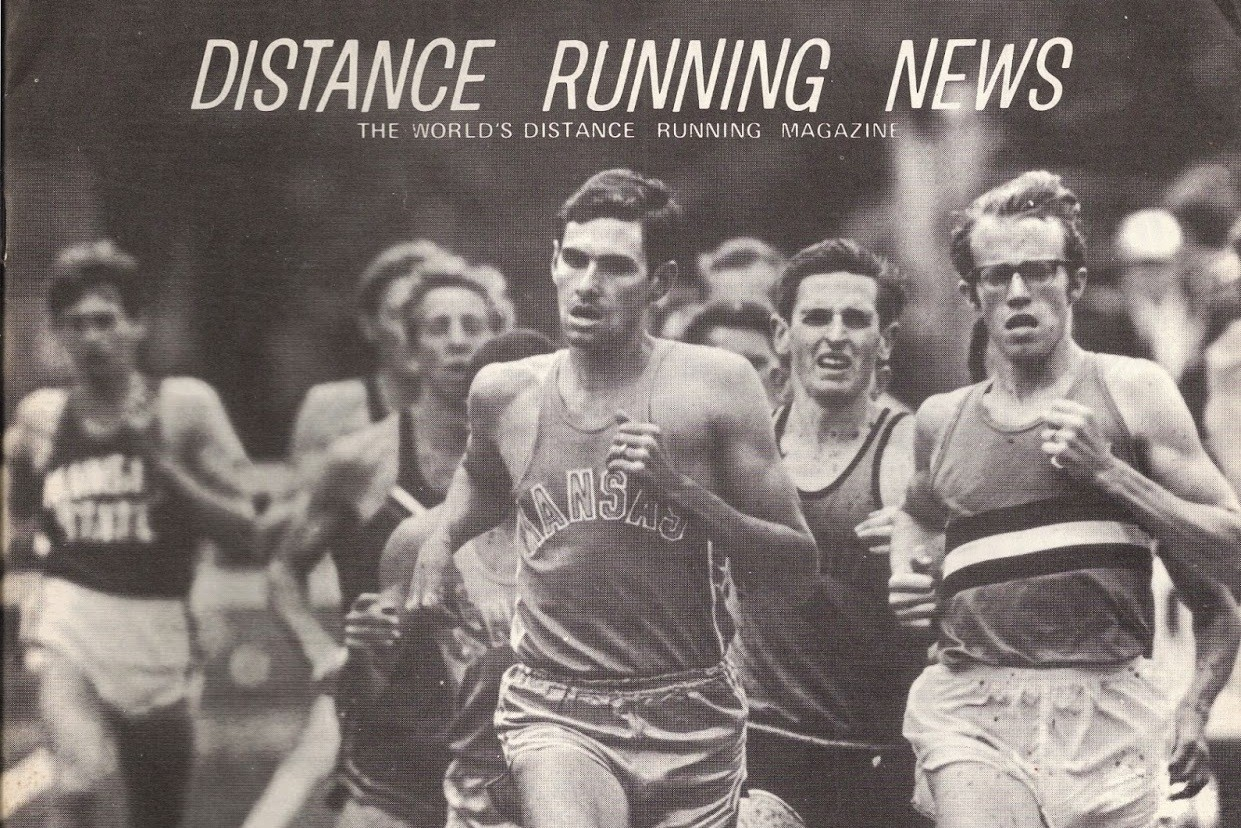 Early Days of Distance Running News