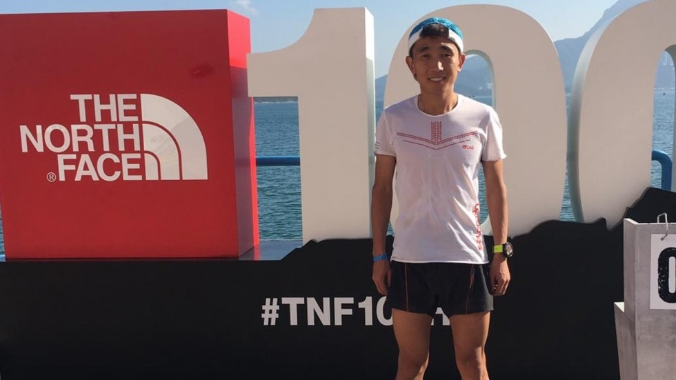 Chinese runner Yan Longfei is having great success from the marathon and beyond