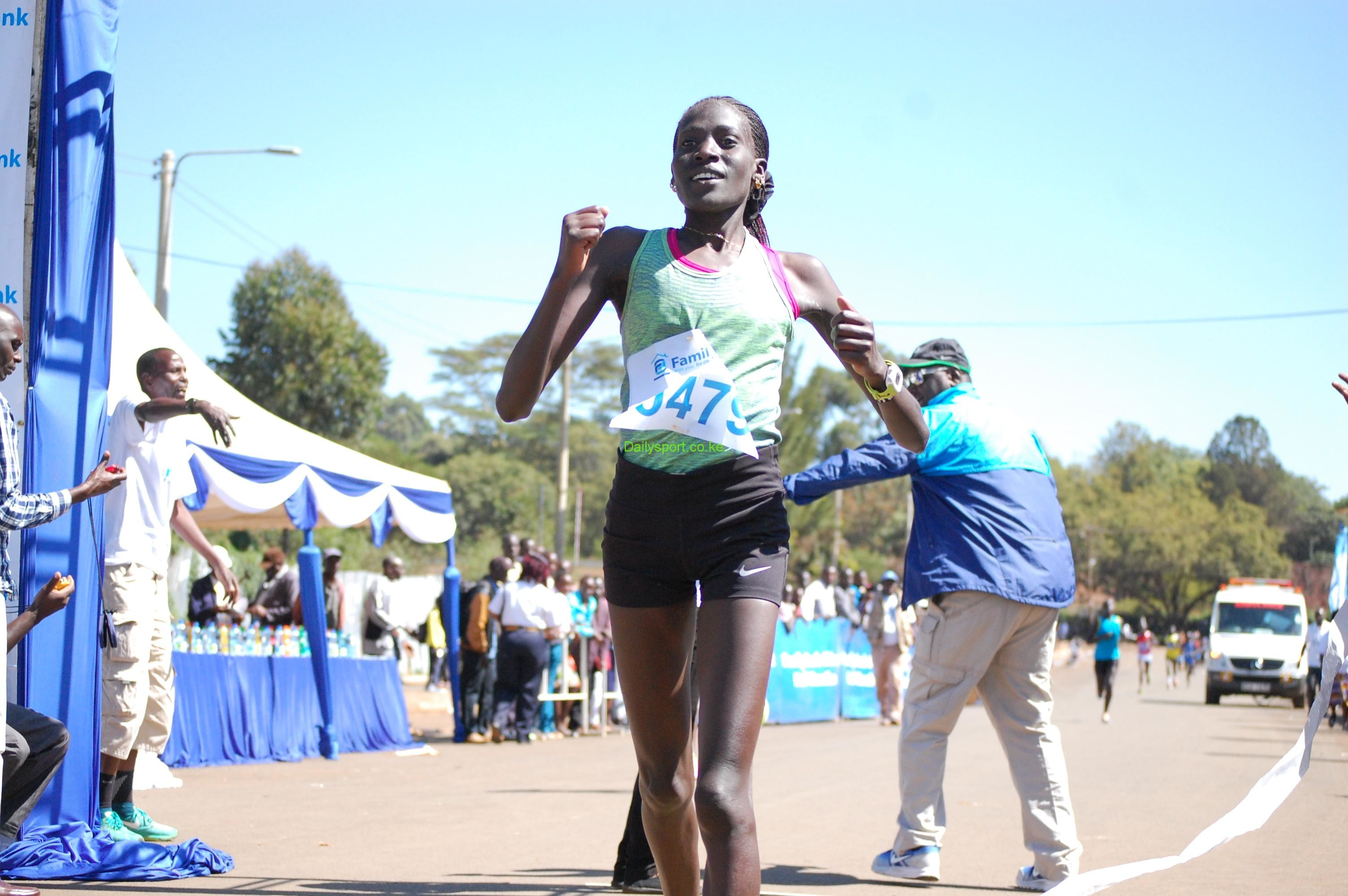 Kenyan runners are looking at running well again at the Valencia Half Marathon this weekend