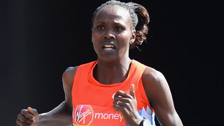Former world and Olympic marathon silver medalist Priscah Jeptoo says she intends to run the Milan Marathon