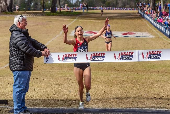 Infeld Earned Her First National Title at Cross-Country