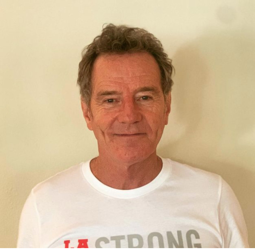 'Breaking Bad' star Bryan Cranston talks running in podcast interview