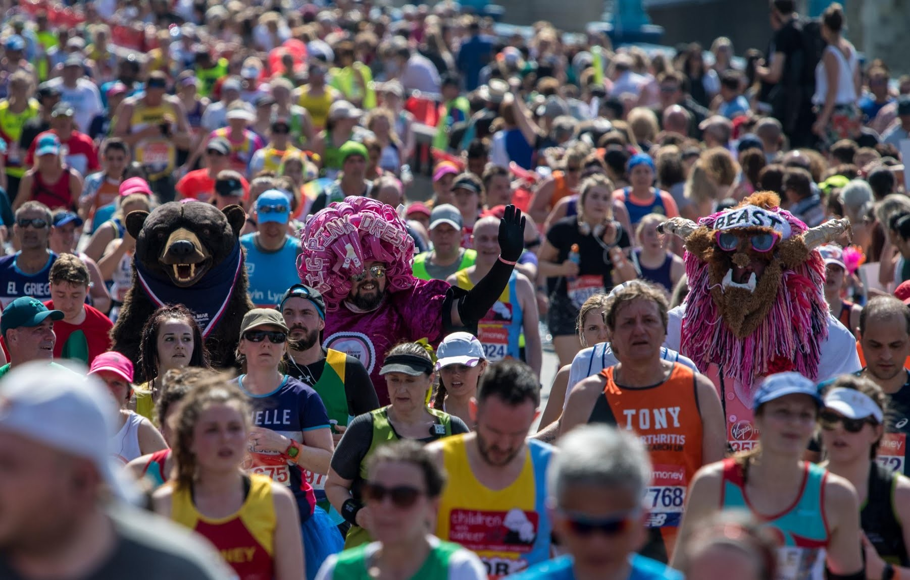 Time is already running out to get entered into the 2019 London Marathon
