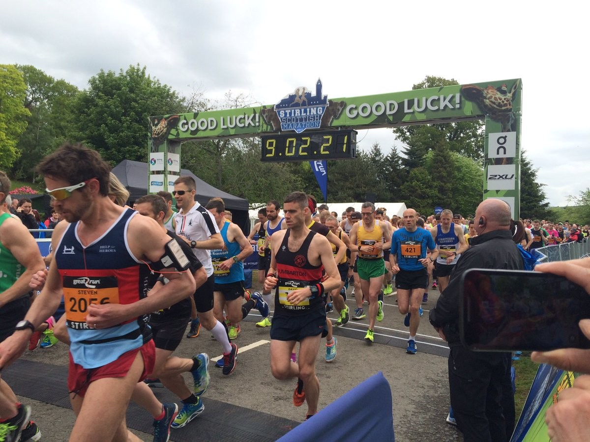 Stirling Marathon Gets A Half Brother