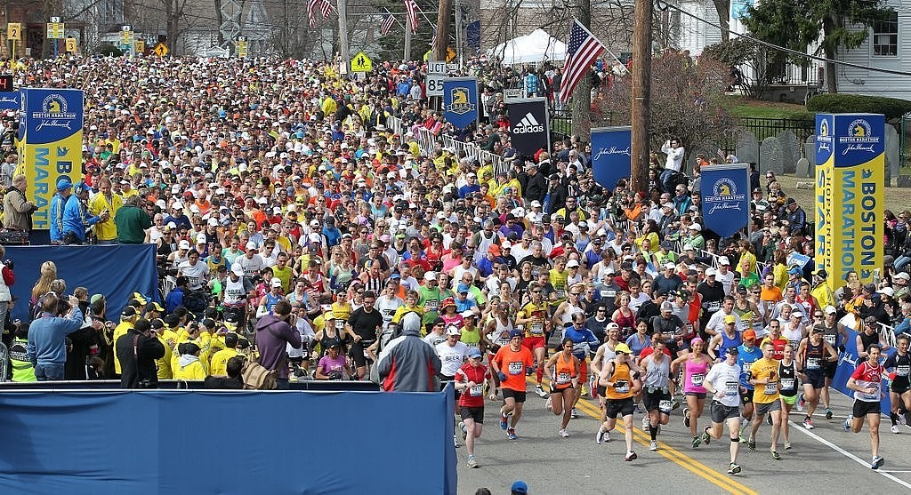 Here is the latest 2019 Boston Marathon News, thousands did not make the cut