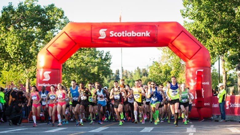50K relay will be added to the 2020 Calgary Marathon weekend event