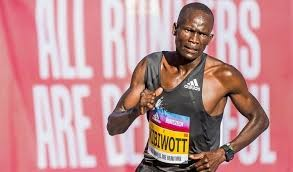 Kenyan Kibiwott Kandie shines at the Prague half marathon