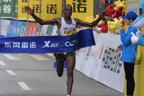 Kenyans Andrew Ben Kimutai and Cynthia Cherop are the favorites in Venice