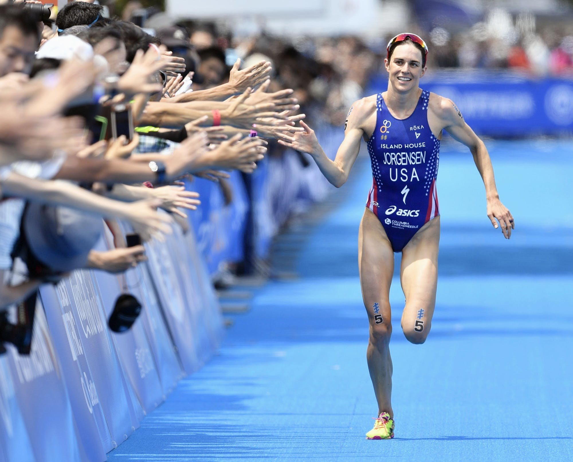Gwen Jorgensen added to the 2018 Chicago Marathon field