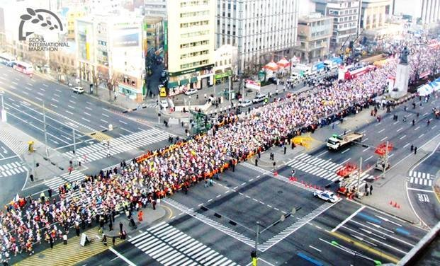 2020 Non-contact Seoul Marathon will be held for two days from Saturday