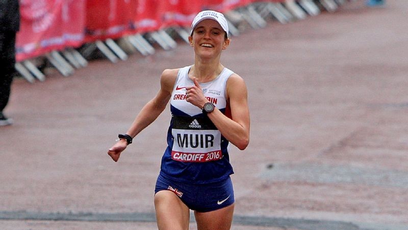 British runner Tina Muir has announced she will race this year's Boston Marathon, but as a fast amateur rather than an elite