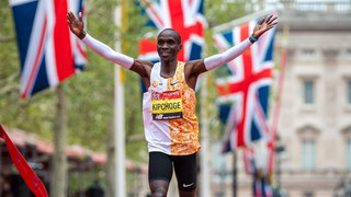 I was overcome with sadness - Kenyan Kipchoge said after the London Marathon postponement