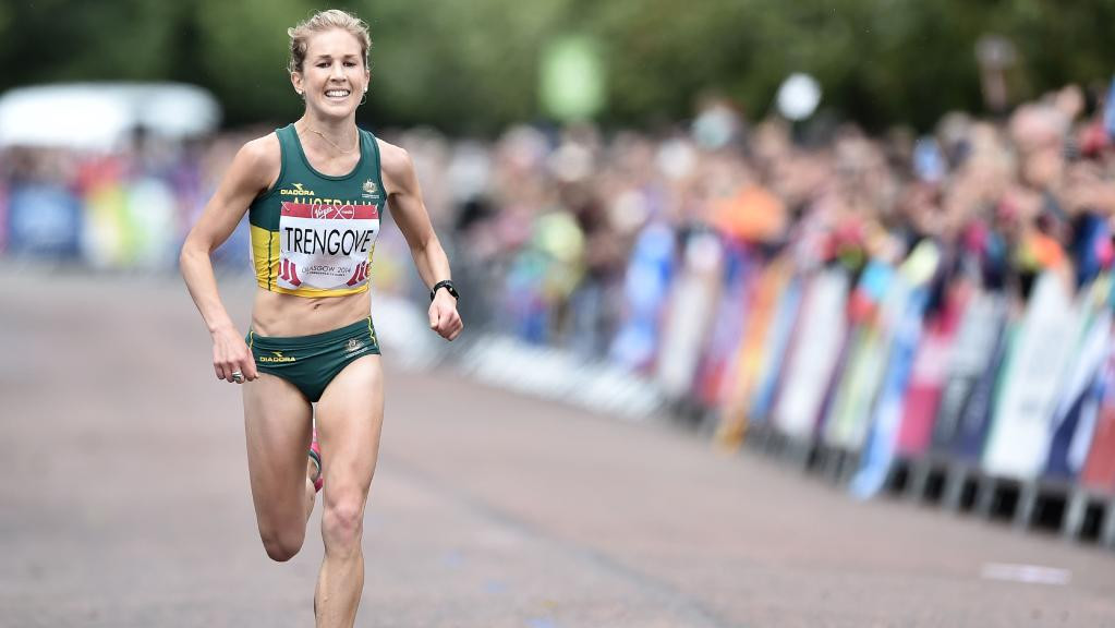 Jess Trengove from Australia is set to participate at Scotiabank Toronto Waterfront Marathon