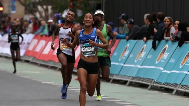 South African Nolene Conrad will face some of the world's best at Osaka Marathon