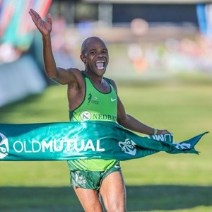 Gongqa all set to defend His Two Oceans marathon title