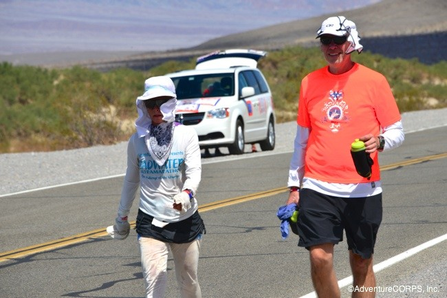 The 2020 Badwater 135 will not be held due to the pandemic