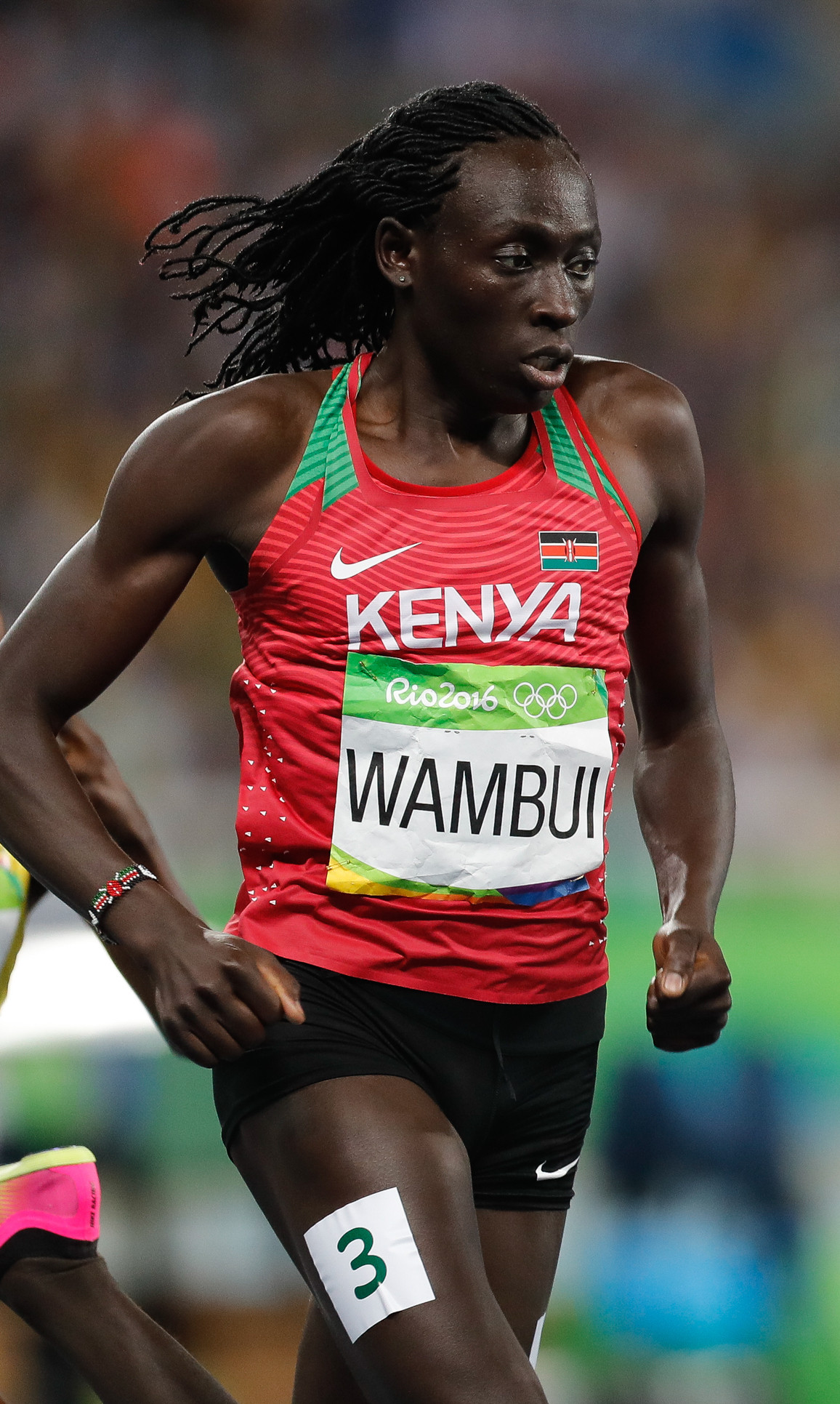 Two Kenyans pull out of worlds after failing to take testosterone tests