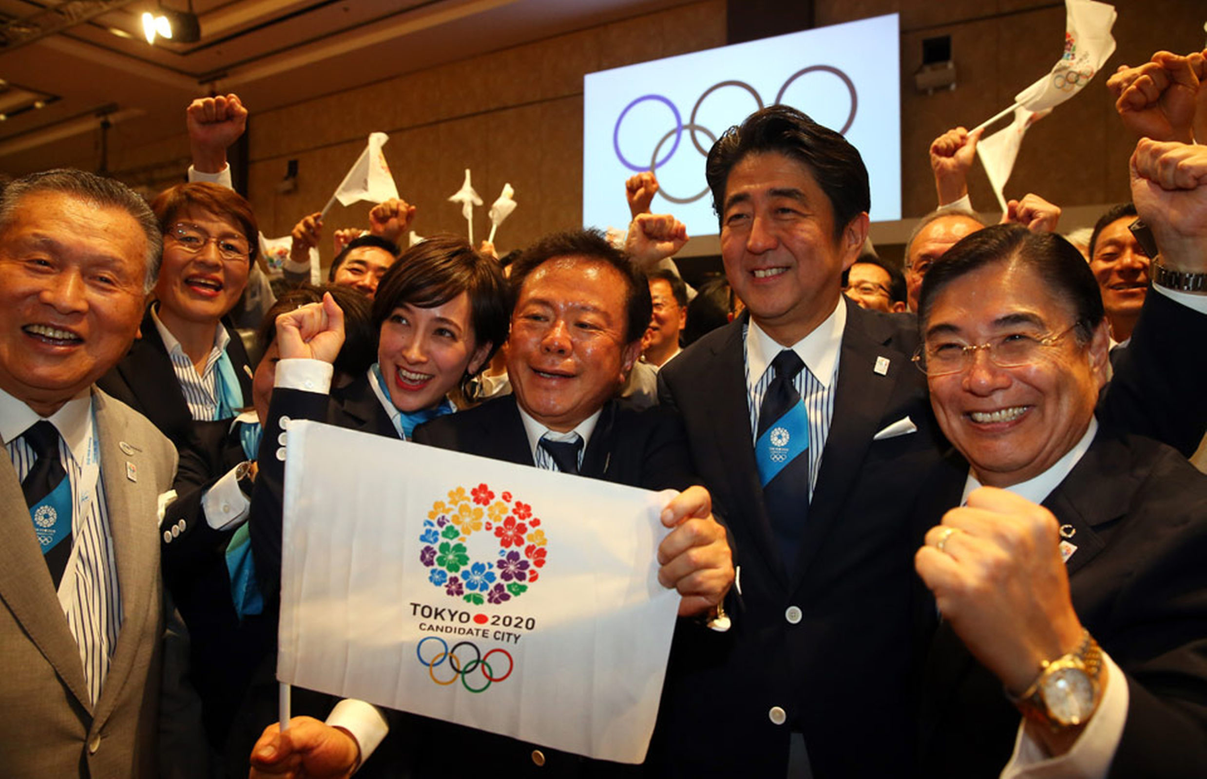 The  Tokyo 2020 Olympics starts in 897 days