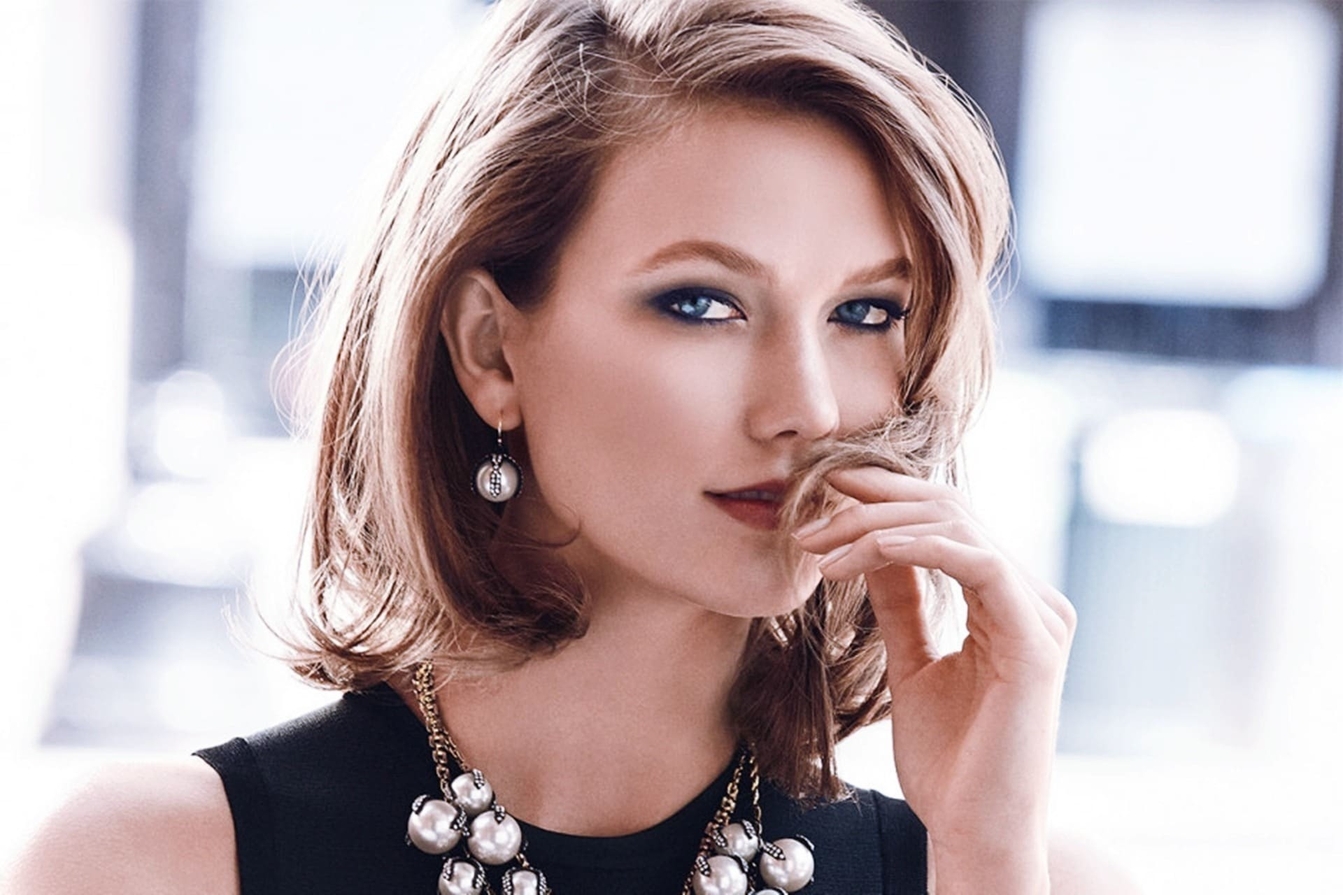 American Fashion Model Karlie Kloss new found love, Running