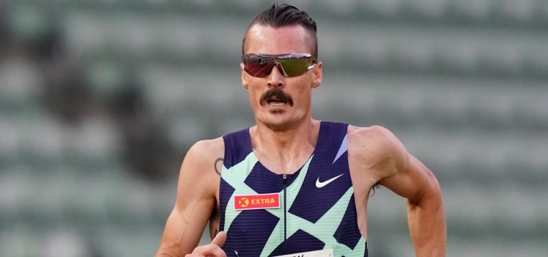 European 5000m silver medalist Henrik Ingebrigtsen clocks world leading 13:19.65 5000m in Oslo