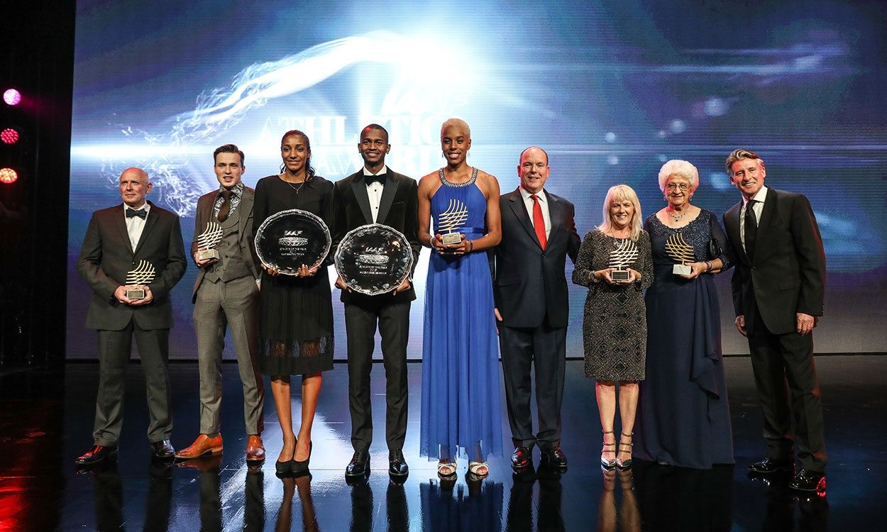 2020 World Athletics Awards will be virtually