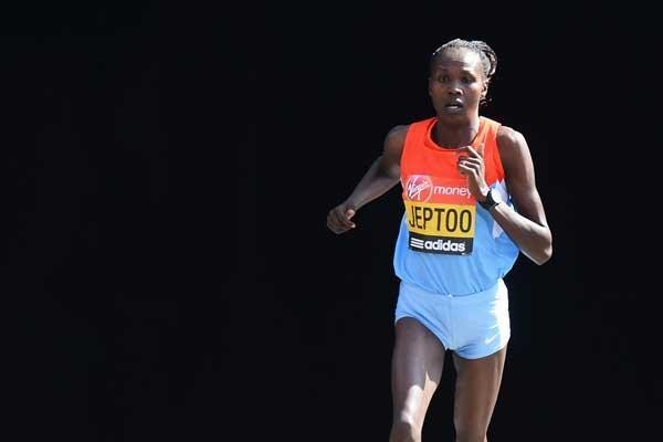 Veteran runner Priscah Jeptoo will return to competition on Sunday when she competes at the Stramilano Half-marathon in Italy