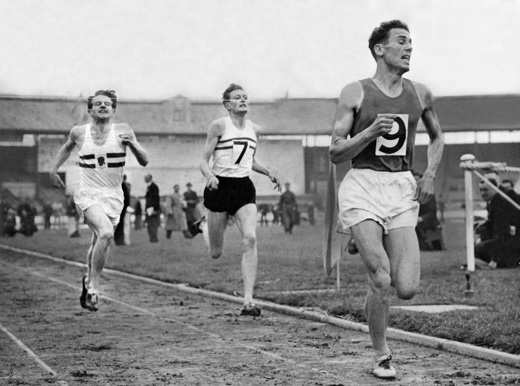 The third man to break four minutes for the mile, Laszlo Tabori has died at 86