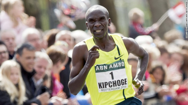 World marathon record holder, Kenya's Eliud Kipchoge to race in Tottenham's virtual marathon