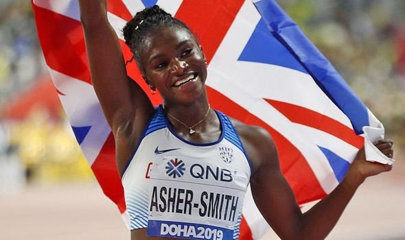 Dina Asher-Smith, four-time European gold medallist will race in front of the London Stadium for the final time before going for a first solo Olympic sprint title at Tokyo 2020