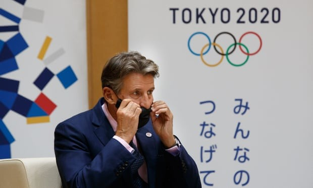 Seb Coe warns it will be harder than ever to cheat at Tokyo Olympics