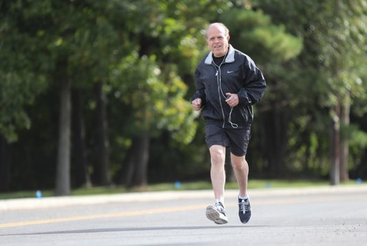Sal Pellegrino will run the NYC Marathon for the 27th time on his 75th birthday