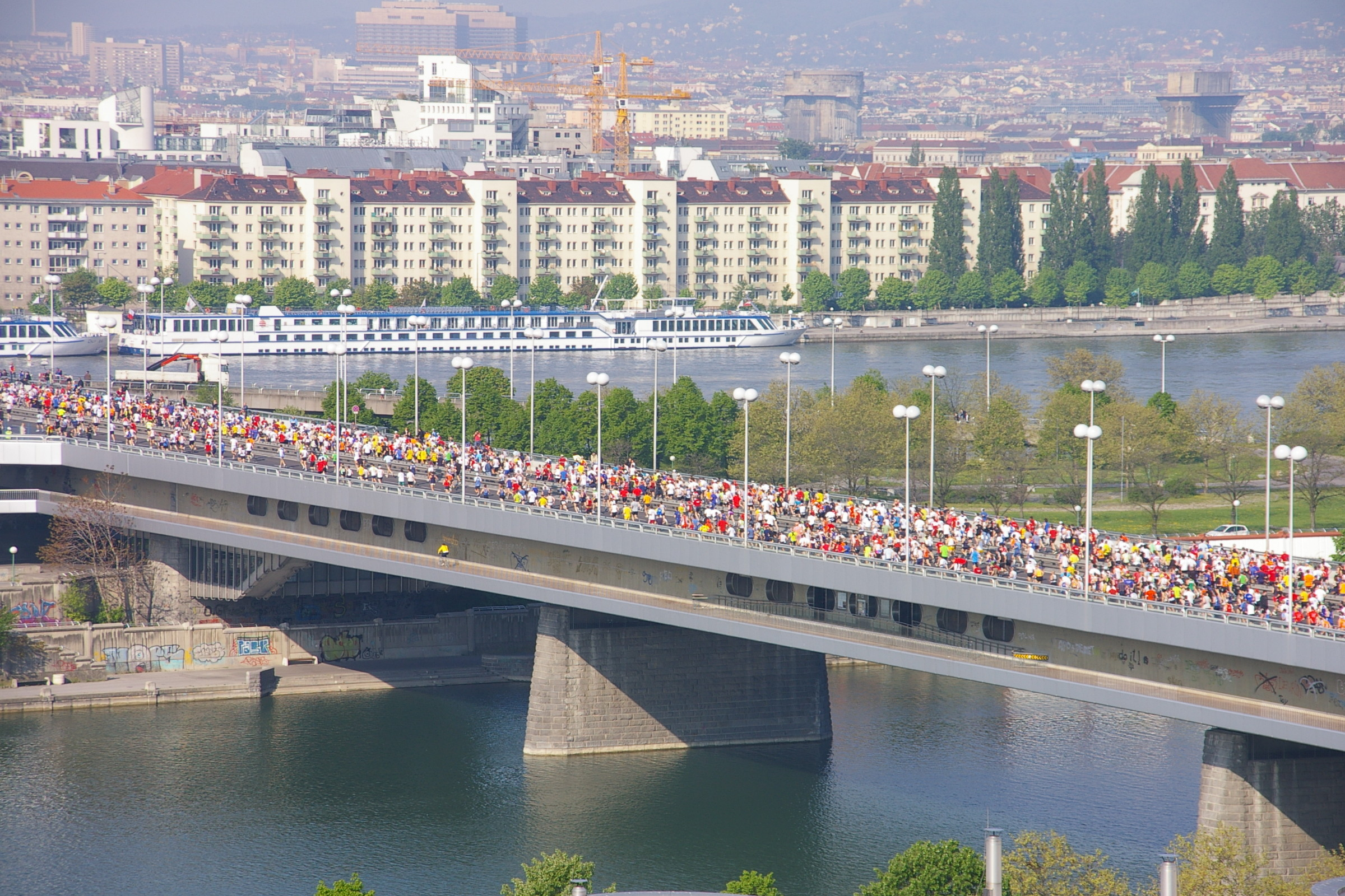 The Vienna City Marathon 2020 will not take place until 2021