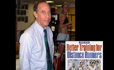 One of the world's leading experts in long distance running, Dr David Martin has Died