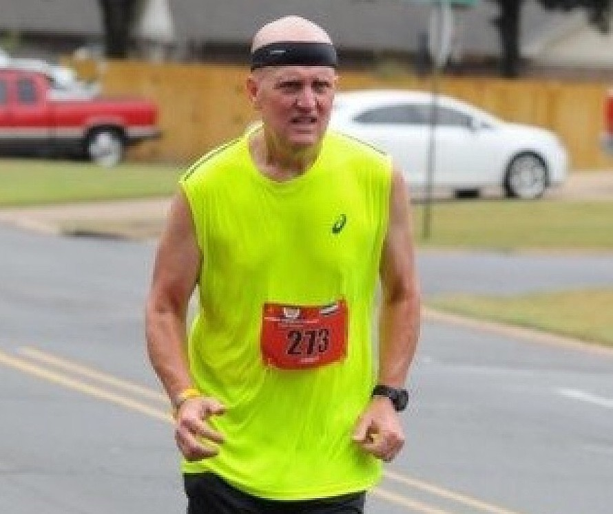 Jimmy Magee is running the Marine Corps Marathon to honor father's legacy