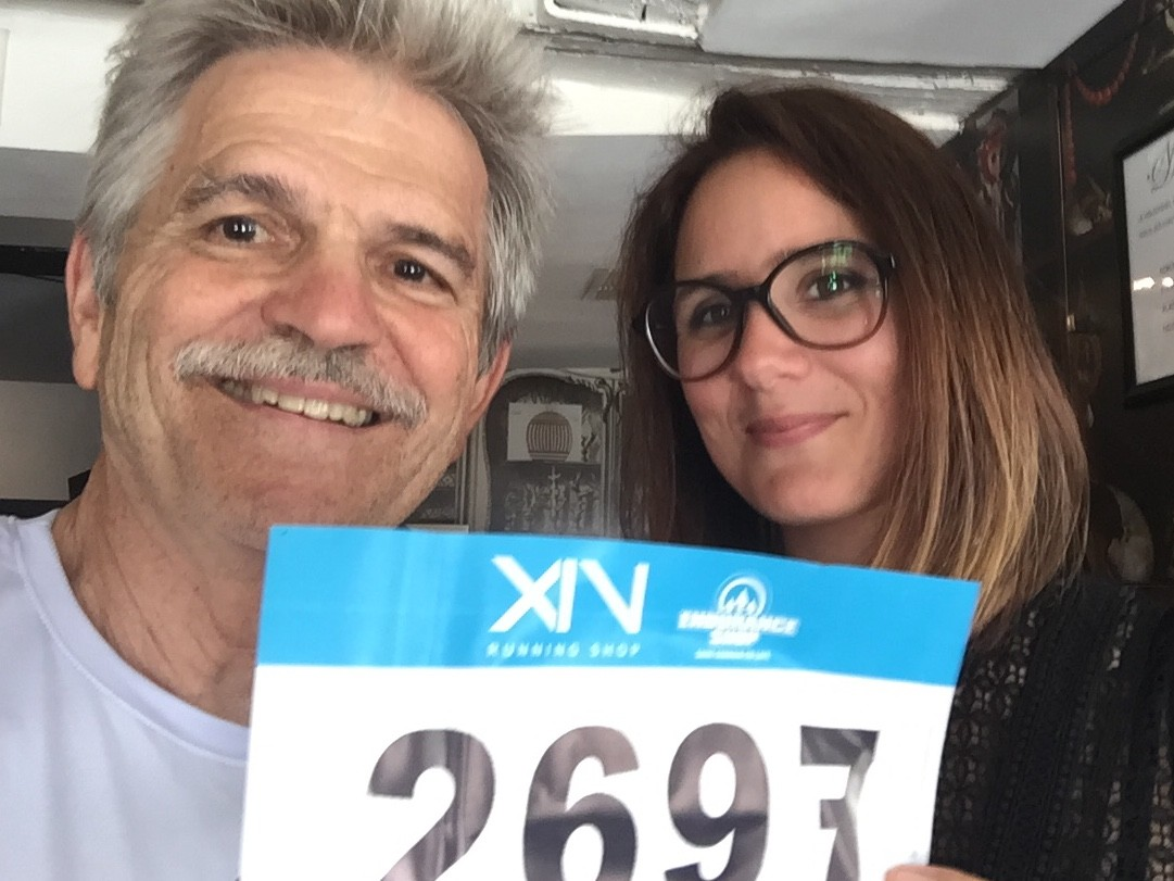 Did you know that in France and Italy all Runners need a medical release signed by a doctor to run a race?