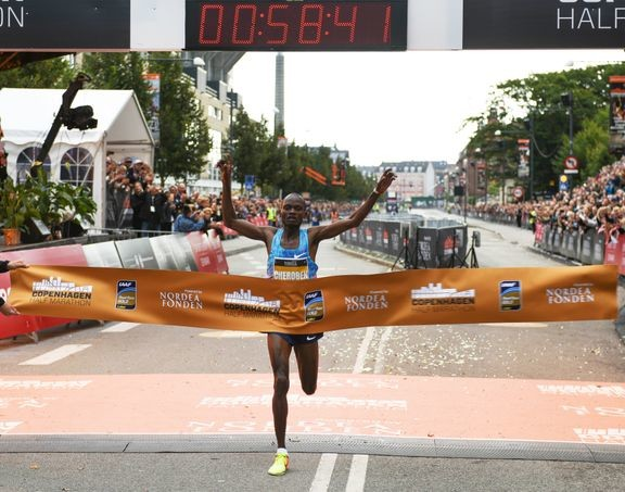 Double World Record Attempt at Copenhagen Half Marathon