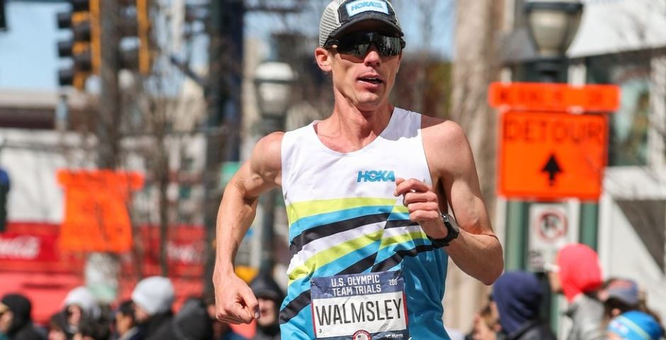 Ultrarunner Jim Walmsley runs 2:15:05 marathon debut at U.S. Olympic Trials