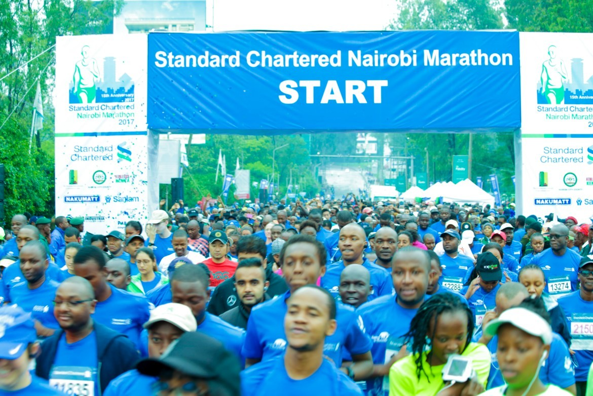 Nairobi Standard Chartered Marathon´s race organizers have increased the prize money for this year