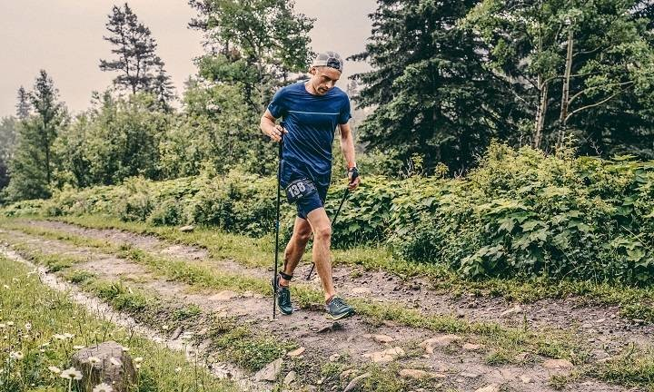 Alex Petrosky of Edmonton wins ultramarathon race after nearly 13 hours of running