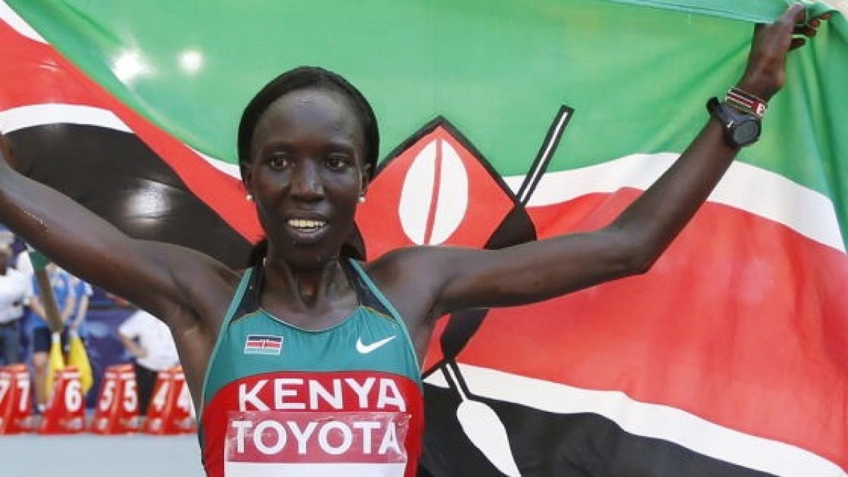 Defending champion Geoffrey Kirui and two-time world champion Edna Kiplagat are among the athletes named by Athletics Kenya for the marathon at the IAAF World Athletics Championships Doha 2019