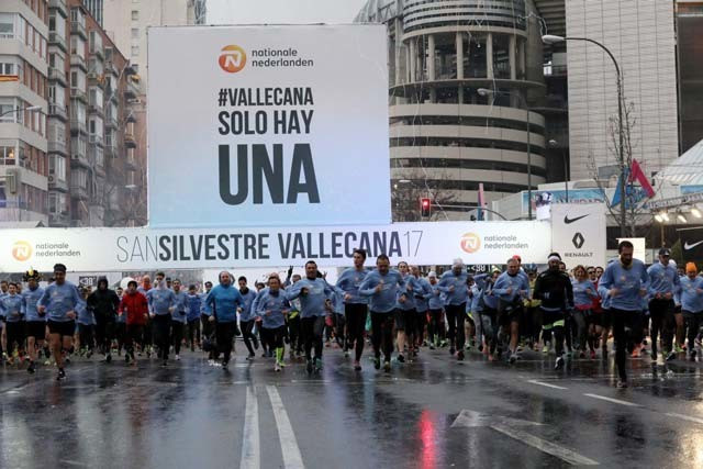 The 55-year-old San Silvestre Vallecana 10k has achieved the IAAF Gold label