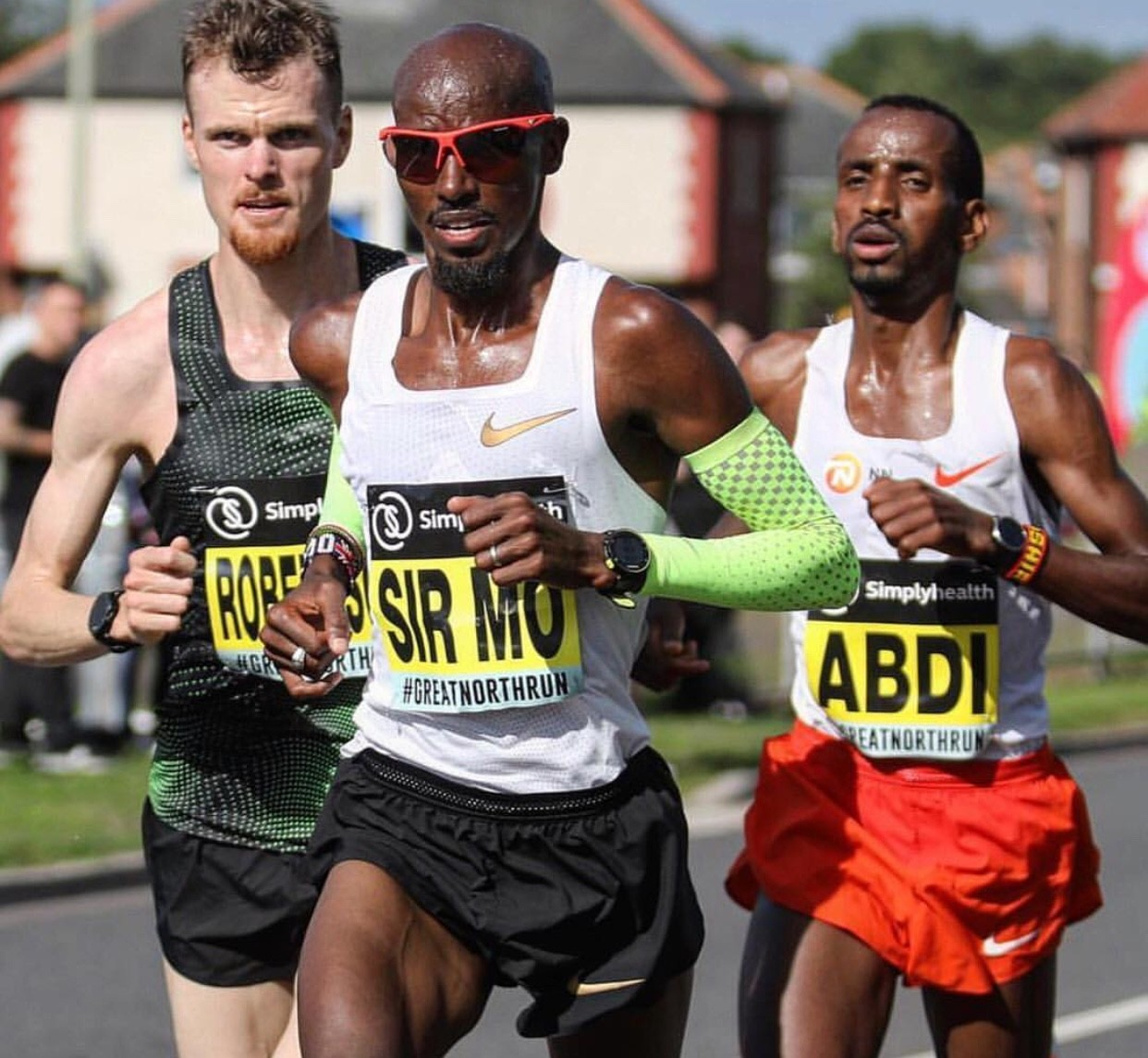 Jake Robertson has been training hard in Kenya and is focused on running very fast at Canada's Waterfront Marathon Oct 21