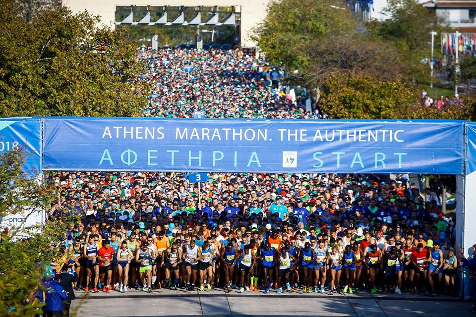 2019 Athens Marathon looks forward to record numbers of runners from around the world