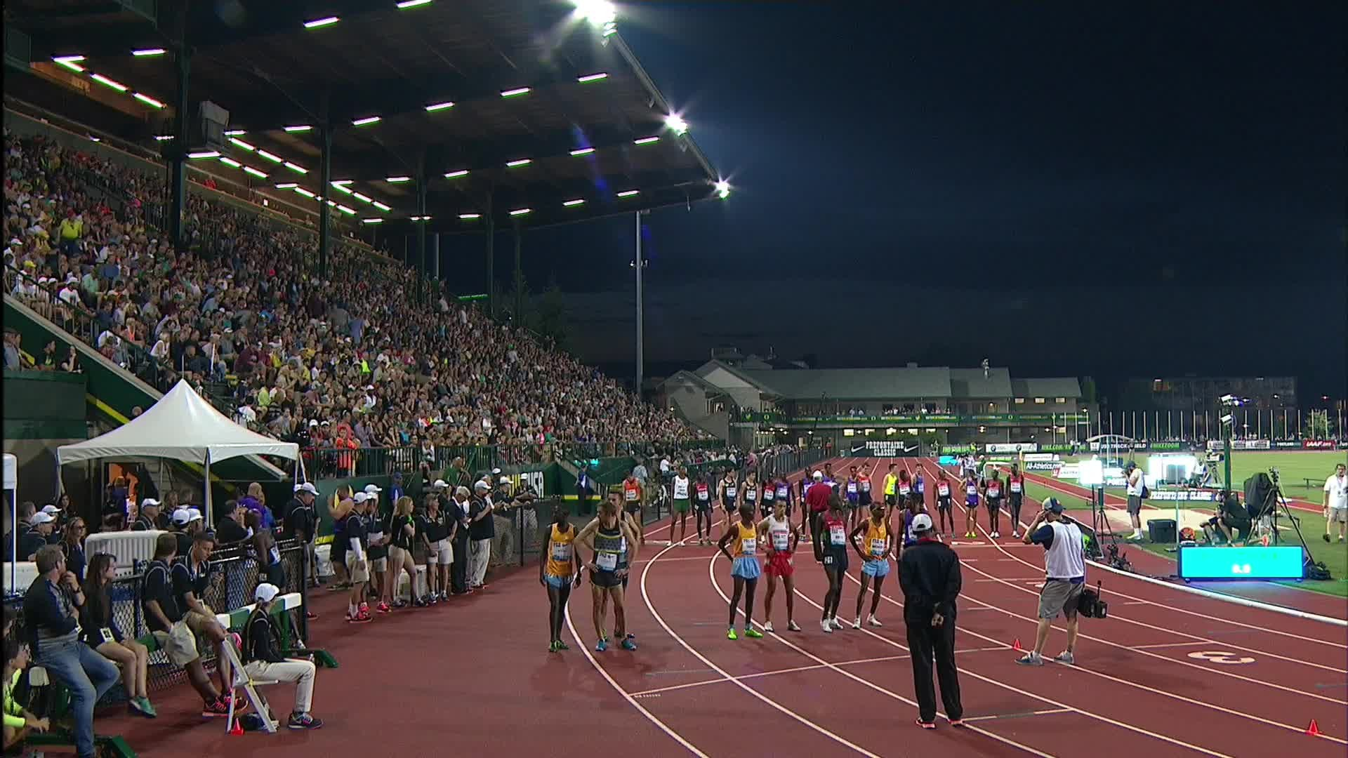 I am skipping the biggest meets that remain at Hayward Field, just too sad to go back to this doomed place
