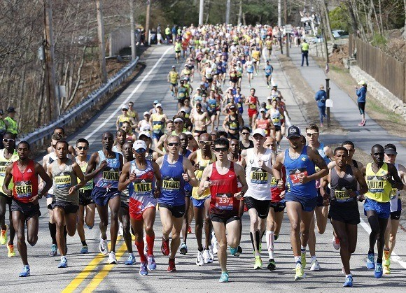 John Hancock today announced its Elite Athlete Ambassador Team for the 2019 Boston Marathon