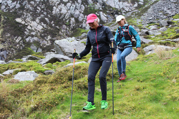 Nicky Spinks will lead the way at Trail Skills for Ultrarunners