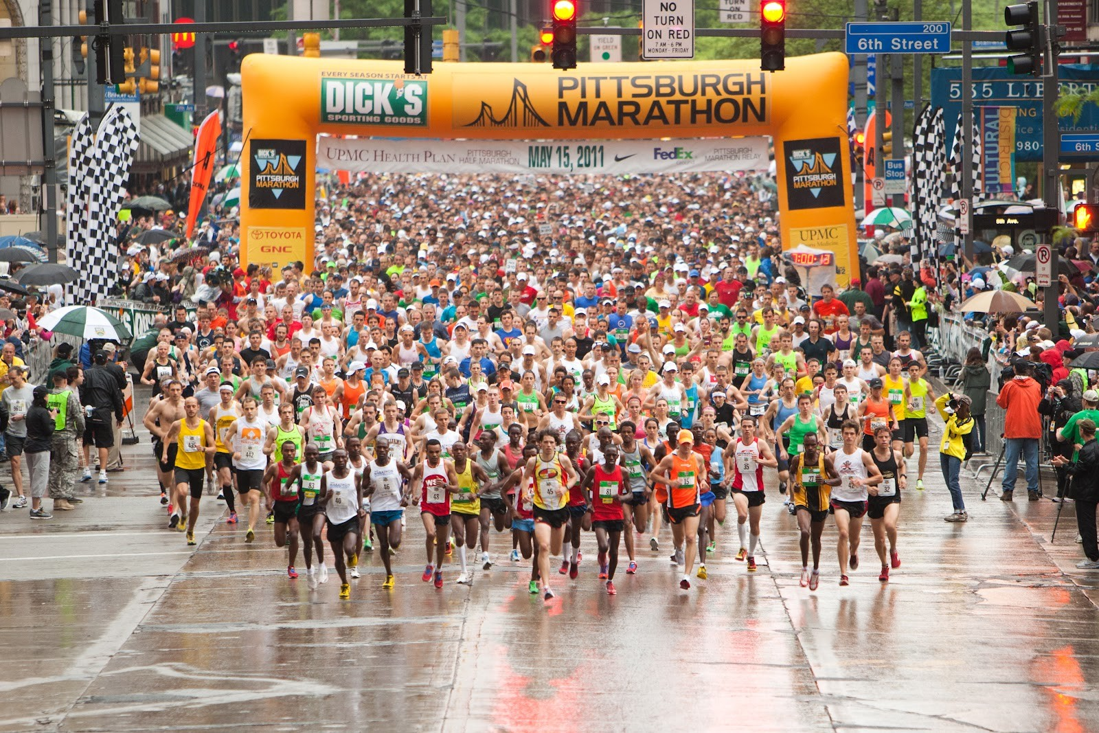 Pittsburgh Marathon Increases Course Time Limits for the First Time